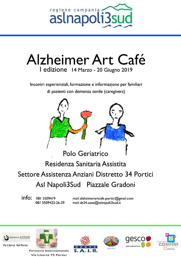 Alzheimer art cafè